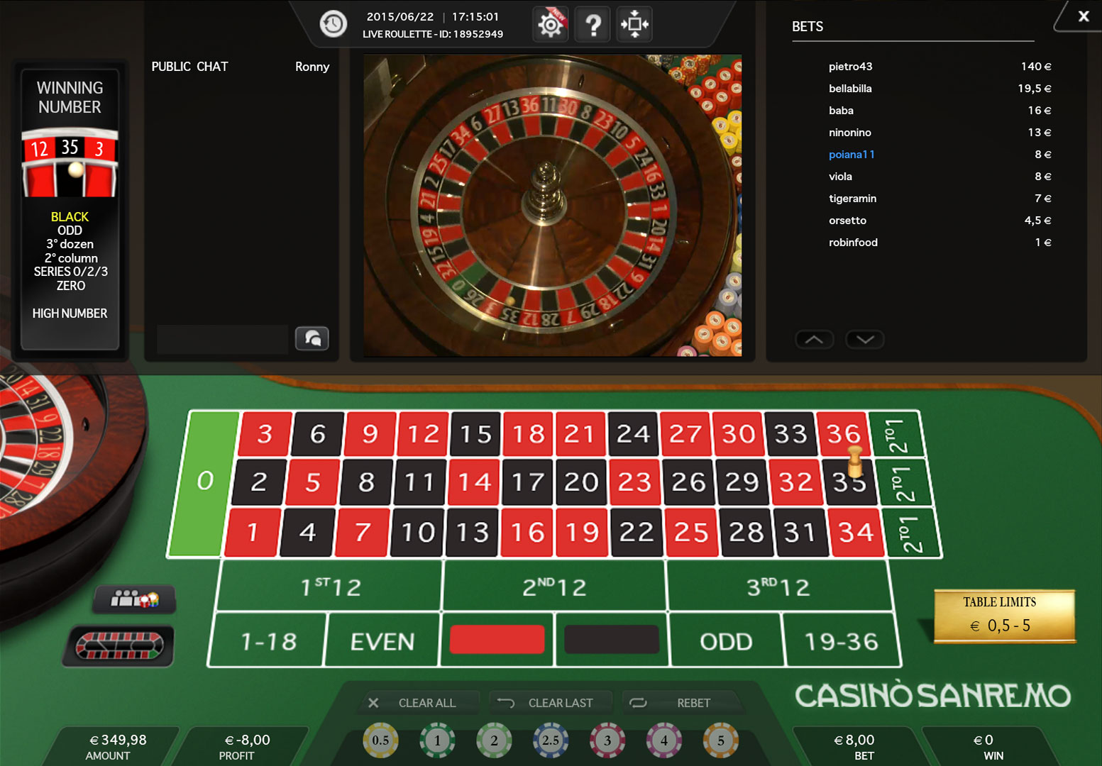 Casino.com Italia | Age of the Gods™ Roulette