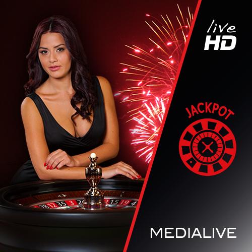 Jackpot Live Roulette